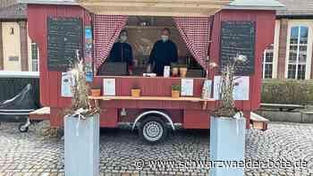 Anzeige - Leckere Pastagerichte im roten Schäferwagen auf dem Marktplatz - Schwarzwälder Bote