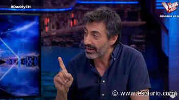 Pablo Motos y Juan Del Val se meten en un charco con el peinado de fallera - ESdiario - Información para decidir