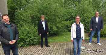 Lions Club Blomberg überreicht 5.000 Euro an das Frauenhaus Lippe   Lokale Nachrichten aus Lage - Lippische Landes-Zeitung