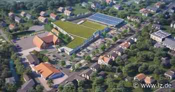 Fachmarktzentrum Kampstraße-Süd wird minimal kleiner   Lokale Nachrichten aus Blomberg - Lippische Landes-Zeitung