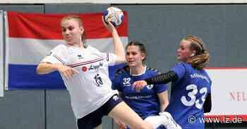 B-Jugend der HSG Blomberg-Lippe steht im DM-Achtelfinale   Nachrichten aus dem Sport - Lippische Landes-Zeitung