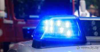 Zwei Autos stoßen auf Kreuzung in Blomberg zusammen   Lokale Nachrichten aus Blomberg - Lippische Landes-Zeitung