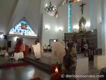 En Boconó: Con el Espíritu Santo también celebró Santa Rita de Casia - Diario de Los Andes