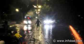 Siete heridos dejaron disturbios en Caucasia y Caldas, Antioquia, durante el 19M - infobae