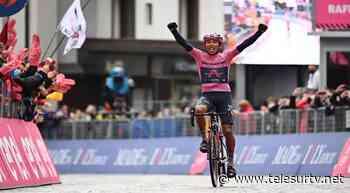 El cóndor de Zipaquirá, sólido en el Giro de Italia - teleSUR TV