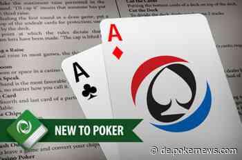 Poker Strategie Tipps: Poker Begriffe, die Sie kennen sollten