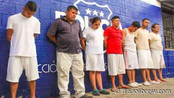Operativo en Mejicanos, Ayutuxtepeque, Cuscatancingo y Ciudad Delgado deja 7 capturas - Diario Libre