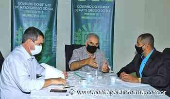 Nesta sexta-feira, Conesul e do Vale do Ivinhema recebem caravana do Governo Presente 2 - Ponta Porã Informa - Ponta Porã Informa