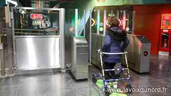 Wasquehal: le souterrain du métro Pavé de Lille va repasser en accès libre - La Voix du Nord