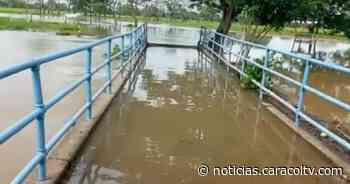 Emergencia en zona rural de Nechí, Antioquia, por rompimiento de dique sobre el río Cauca - Noticias Caracol