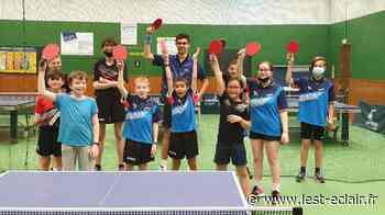 Romilly-sur-Seine: le RS 10 Tennis de table prépare le ping d'après - L'Est Eclair