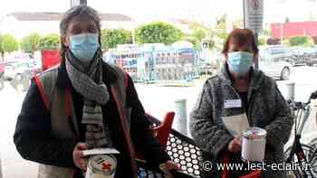 Croix Rouge de Romilly-sur-Seine: une collecte bienvenue - L'Est Eclair