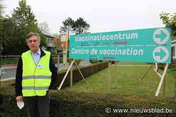 Vaccinatiecentrum zoekt nog heel wat vrijwilligers voor zomervakantie