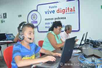 Vuelven a reabrir los Puntos Vive Digital en Dosquebradas - El Diario de Otún