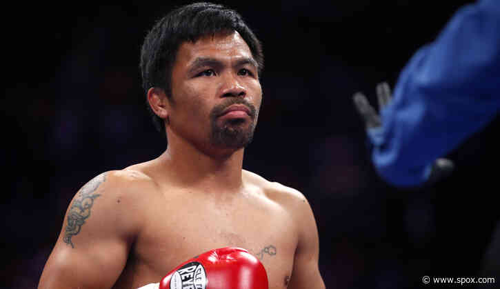 Manny Pacquiao: Nächster Kampf gegen Weltmeister Errol Spence Jr - Seitenhieb gegen Floyd Mayweather - SPOX.com