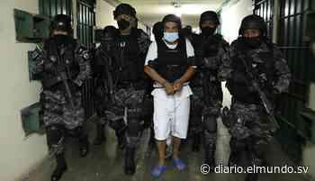 Asesino serial de Chalchuapa fue recluido hoy en penal de Zacatecoluca - Diario El Mundo