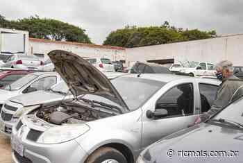 Prefeitura de Campo Largo realiza leilão de veículos nesta segunda (24) - RIC Mais
