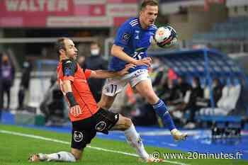 RC Strasbourg – FC Lorient : Symbole du club alsacien, Dimitri Liénard a-t-il joué son dernier match avec le… - 20 Minutes