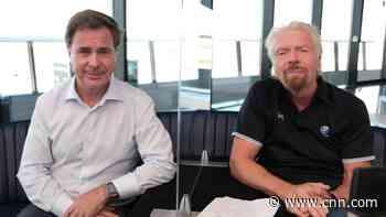 Branson: Virgin Galactic spaceflight 'worked like a dream' - CNN