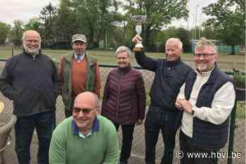 Neos Zutendaal herleeft tijdens het petanquen - Het Belang van Limburg