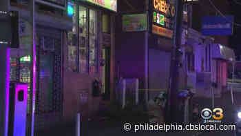 Police: Man Shot In Ankle Near SEPTA Station In Frankford - CBS Philly
