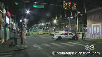 Man Shot Multiple Times, Killed In Frankford; 1 Person Taken Into Custody - CBS Philly