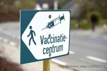 Omrijden naar het vaccinatiecentrum