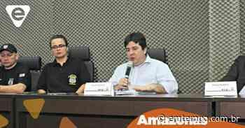 Leandro Almada assume comando da Polícia Federal no Amazonas - EM TEMPO
