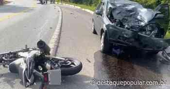 Motociclista morre em acidente na Rio-Santos, em Angra dos Reis - Destaque Popular