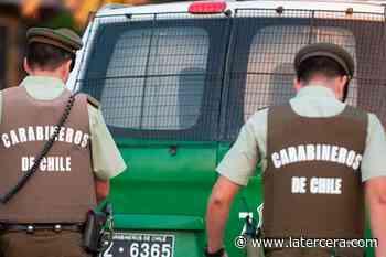 Fiestas clandestinas en la madrugada: 30 detenidos en Lo Barnechea y Ñuñoa - La Tercera