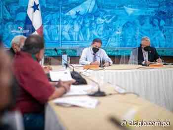Jubilados de Bocas del Toro se reúnen con el presidente Cortizo - El Siglo Panamá