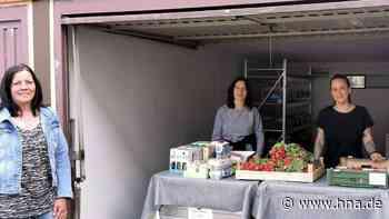 Großfamilientisch in Dransfeld: Kostenlose Lebensmittel für alle, die sie brauchen - HNA.de