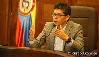 Gobernador de Boyacá se solidariza con alcaldesa de Duitama tras fallo - Caracol Radio
