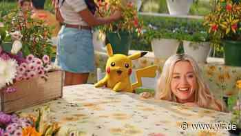 Katy Perry gratuliert Pokémon mit Musik - WR