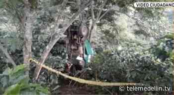 Asesinan a dos personas en el municipio de Betulia - Telemedellín
