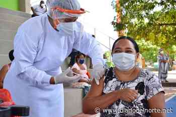 En Barrancas se realizó jornada de vacunación contra el Covid-19 - Diario del Norte.net