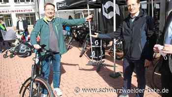 Baiersbronn - Bürgermeister gibt Autoschlüssel ab - Schwarzwälder Bote