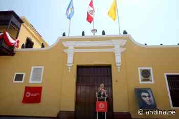 Presidente encabeza ceremonia por Bicentenario de la Expedición Libertadora en Huaura - Agencia Andina