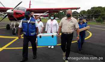 Este lunes, llegaron a Coclé 5 mil vacunas contra el Covid-19 - En Segundos