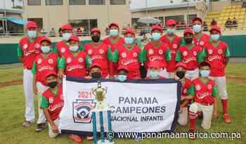 Chiricanos vencen a Coclé y son reyes del béisbol infantil de Pequeñas Ligas - Panamá América