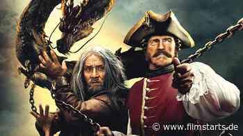 """In 2 Tagen heißt es Arnold Schwarzenegger vs. Jackie Chan: Deutscher Trailer zum Fantasy-Abenteuer """"Iron Mask"""" - filmstarts"""