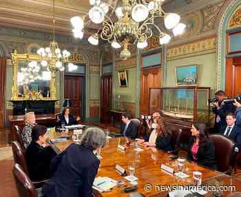 Vicepresidenta Harris se reúne con G. Porras, Aldana, Paz y Paz y Escobar - Spanish Version - Periódico Digital Centroamericano y del Caribe