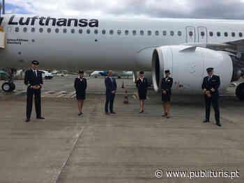 Lufthansa já voa entre Frankfurt e Ponta Delgada - Publituris