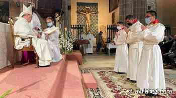 Tres dominicos se ordenan en Santo Tomás: un español, un venezolano y un birmano - Avilared