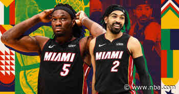 HEAT Proud Of Their Connection To Nigeria