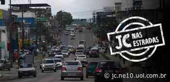 Os perigos e erros da Avenida Belmino Correia, em Camaragibe - JC Online