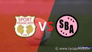 Sport Boys derrotó con lo justo a Sport Huancayo en su casa - TyC Sports