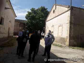 El Ayuntamiento ofrece su colaboración para proteger el patrimonio histórico de Santa Eulalia - El Periódico de Villena