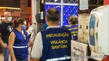 Monte Alegre dispersa festa com 300 pessoas e aplica multa - ACidade ON