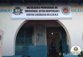 Pacientes são transferidos para anexo provisório em Monte Alegre após obras no Hospital Municipal - G1
